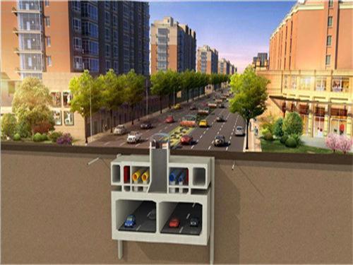 德州大学东路综合管廊项目