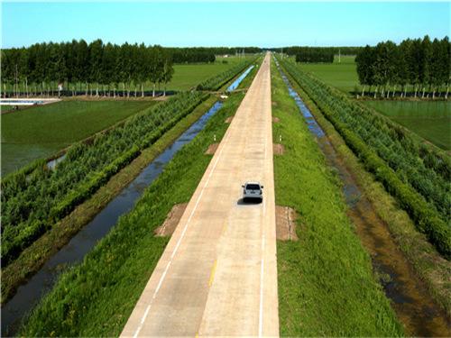 乐陵乡村公路项目