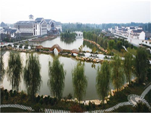 夏津黄河故道公园