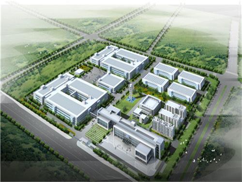 禹城中央创新区核心项目