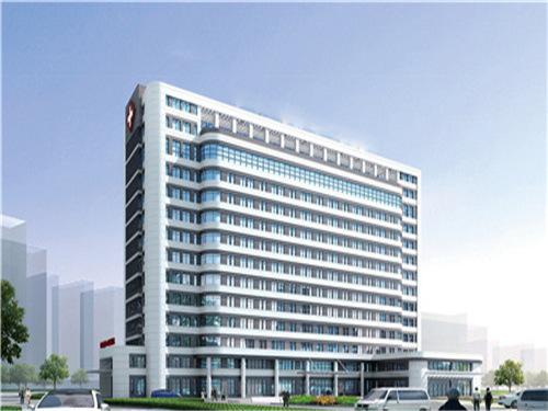 陵城人民医院项目