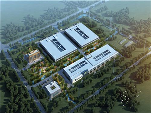 博德尔循环经济产业园项目