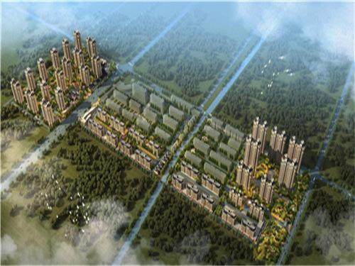 临邑燕鲁国际三期项目