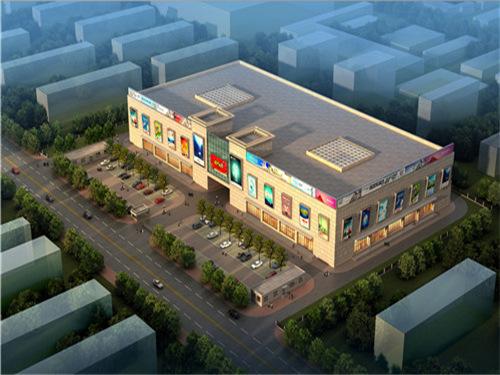 天津中北灯饰城项目