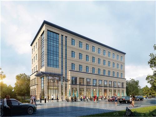 夏津南城街商业综合楼项目