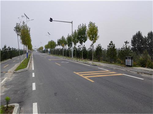 平原105国道农路改造项目