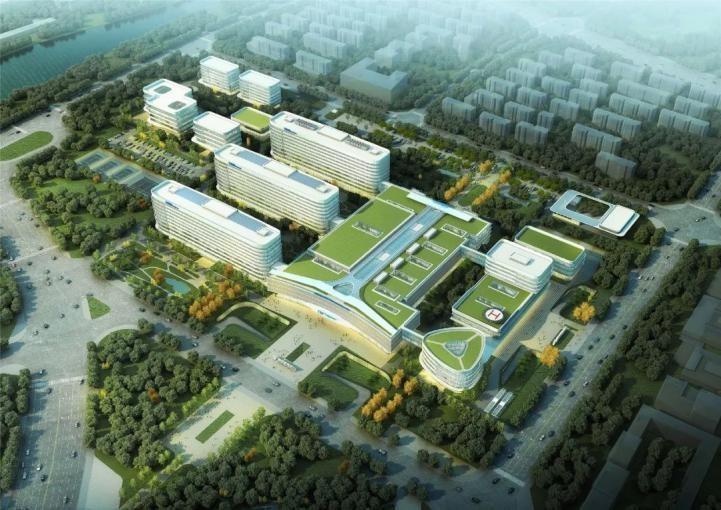 德州市东部医疗中心项目